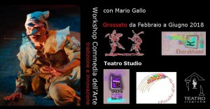 commedia dell'arte gallo 2018