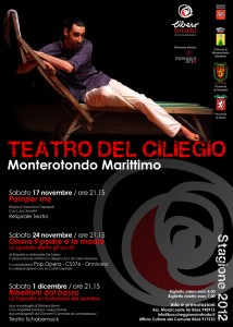 stagione teatrale 2012